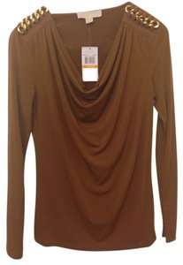 Michael Kors Brown Top