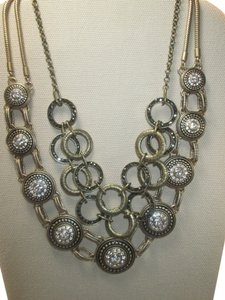 Lia Sophia 2 statement necklaces from Lia Sophia, Tudor and Gold coast