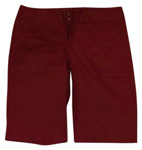 Gap Bermuda Shorts Crimson