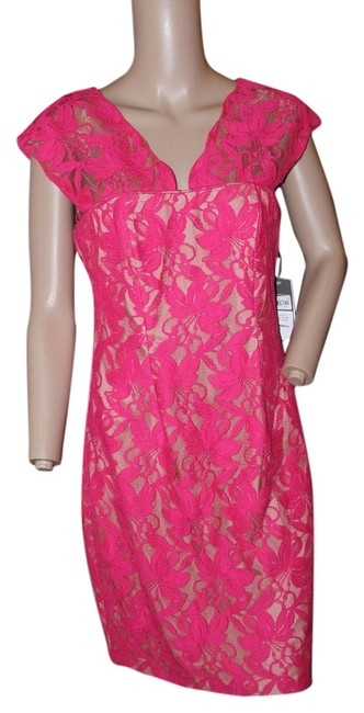 Preload https://item3.tradesy.com/images/donna-ricco-pink-short-cocktail-dress-size-4-s-5251027-0-0.jpg?width=400&height=650