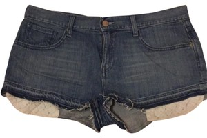 Gap Cut Off Shorts Light wash