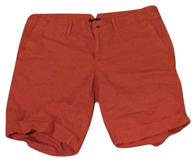 Gap Cuffed Shorts Rusted coral