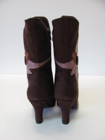 Predictions New Excellent Condition Size 7m Brown, Neutral, Light Mauve, Tan Boots