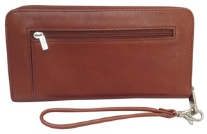 Fossil Fossil Ladies Sydney Zip Clutch Brown