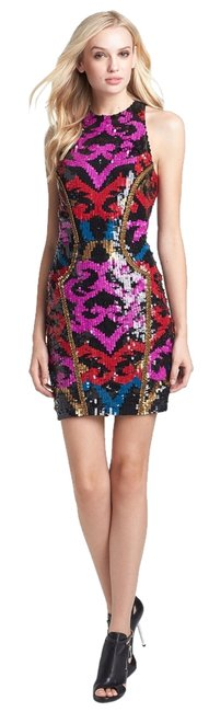 Preload https://item2.tradesy.com/images/nicole-miller-multicolor-clubwear-above-knee-cocktail-dress-size-2-xs-5251816-0-2.jpg?width=400&height=650