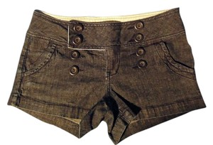 2D Premium Mini/Short Shorts denium