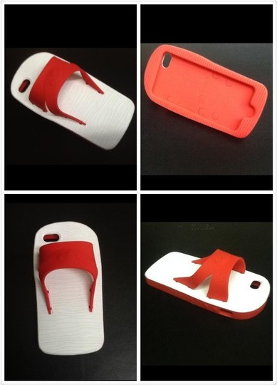 Other Super cute slipper cell phone case for iPhone 5