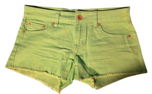 Refuge Jeans Mini/Short Shorts green