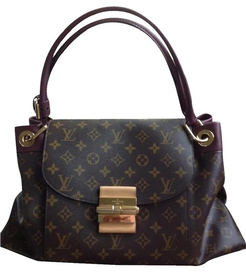 Preload https://item1.tradesy.com/images/louis-vuitton-olympe-retired-bordeaux-monogram-shoulder-bag-5252515-0-2.jpg?width=440&height=440