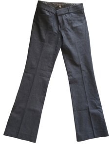 Banana Republic Boot Cut Pants grey