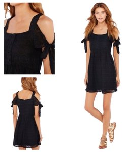 Topshop short dress Black on Tradesy