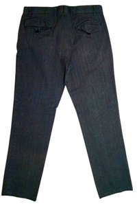 H&M Size 2 Reg Leg P1580 Straight Pants brown