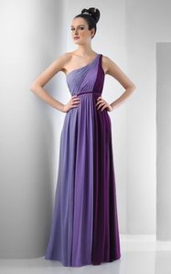 Bari Jay Shadow/Wisteria/Eggplant Bella 100 Dress