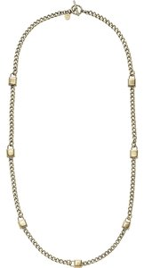 Michael Kors Michael Kors Gold Padlock Necklace