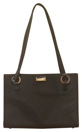 Preload https://item2.tradesy.com/images/kate-spade-sam-black-satin-with-leather-tote-5254201-0-0.jpg?width=440&height=440