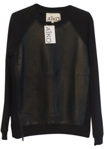 AIKO Perforated Sweater