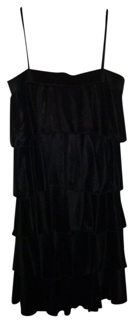 Preload https://item1.tradesy.com/images/guess-black-knee-length-cocktail-dress-size-8-m-525610-0-0.jpg?width=400&height=650