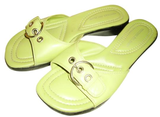 Montego Bay Club light apple green Sandals