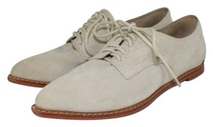Frye Oxford WHITE / IVORY Flats