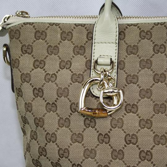 Gucci Tote in beige and brown