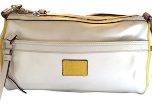 Coach Satchel in White