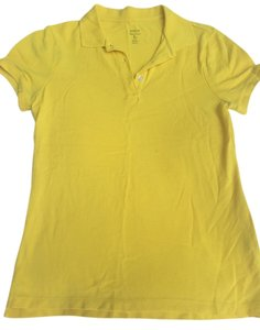 J.Crew T Shirt Sunflower Yellow
