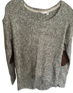 RD Style Cute Elbow Patches Sweater