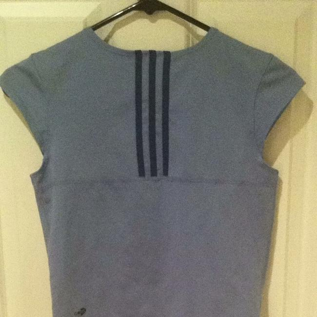 adidas Cap Sleeve Climalite Workout Running Top Cap Sleeves Medium 8