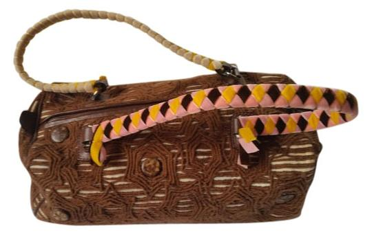 Malo Satchel in Browns