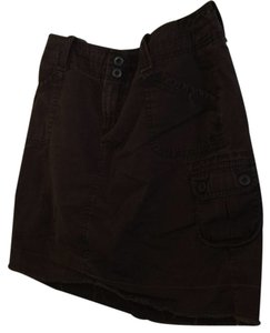 Gap Mini Skirt Chocolate brown