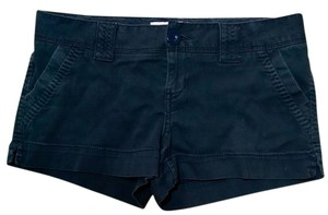 SO Mini Size 7 P1589 Mini/Short Shorts Navy