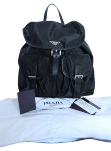 Prada Like Backpack