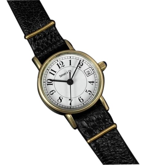 Preload https://item1.tradesy.com/images/tiffany-and-co-tiffany-and-co-ladies-portfolio-watch-14k-gold-5259445-0-0.jpg?width=440&height=440