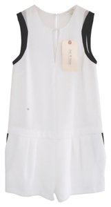 Rag & Bone short dress White Romper Summer Silk on Tradesy