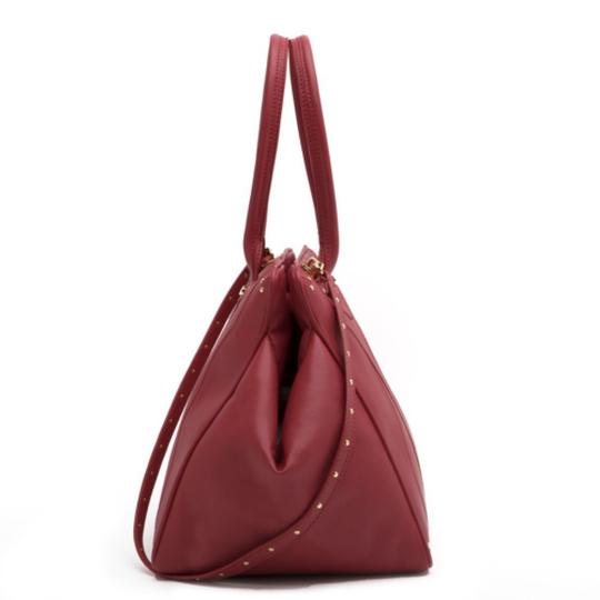 Coxy Satchel in Red