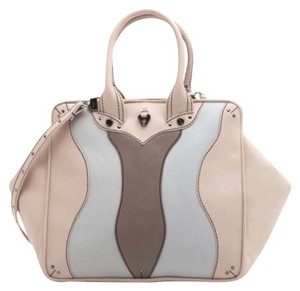 Coxy Satchel in Multicolor Nude