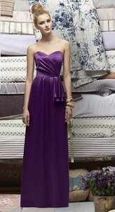 Lela Rose African Violet Lr173 Dress