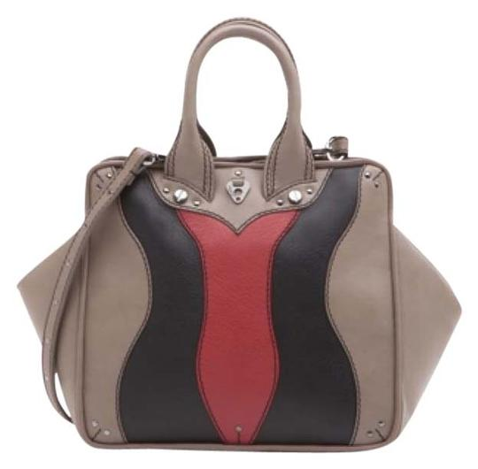 Preload https://item5.tradesy.com/images/coxy-satchel-multicolor-taupe-black-red-5260264-0-0.jpg?width=440&height=440