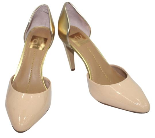 Preload https://item4.tradesy.com/images/dv-by-dolce-vita-lattegold-two-tone-patent-leather-heels-pumps-size-us-6-5260273-0-0.jpg?width=440&height=440