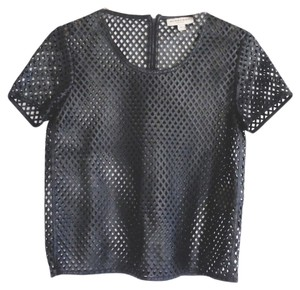 Burberry London Bonded Top Black