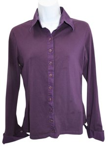 Anne Fontaine Paris Blouse Button Down Shirt