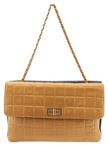 Chanel Quilted Lambskin Cross Body Bag