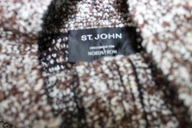 St. John Nordstrom Thick Knit Top