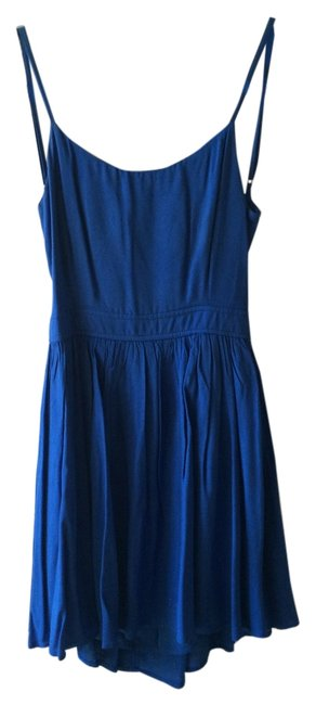 Preload https://item2.tradesy.com/images/blue-short-night-out-dress-size-8-m-5261146-0-0.jpg?width=400&height=650