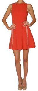 Rag & Bone short dress Saffron Fit And Flare And Tangerine on Tradesy