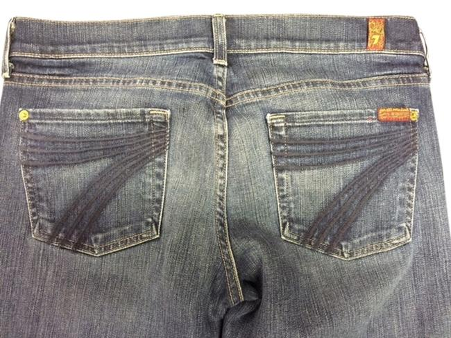 Other Trouser/Wide Leg Jeans-Medium Wash