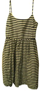 J.Crew short dress Navy Stripe Nautical Comfortable on Tradesy