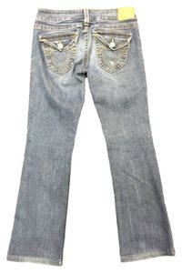 True Religion Relaxed Fit Jeans-Distressed