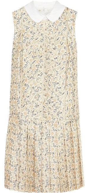 Tory Burch short dress Daisy a New Ivory on Tradesy