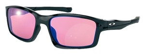 Oakley Oakley Black w/Red Lens OO9247-02 Sunglasses